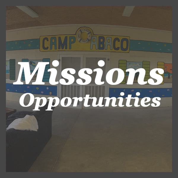 Missions Opportunities - Our church strongly believes in missions. Click here to see what Missions Trips, Projects, and giving opportunities we have at OAG.