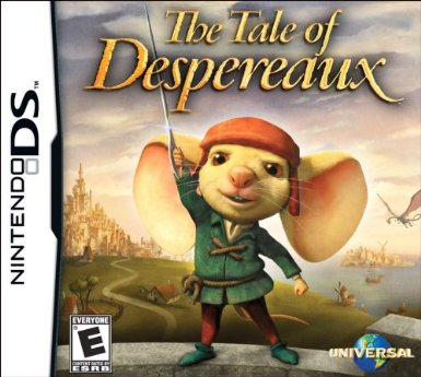 The Tale of Despereaux (DS)