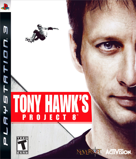 Tony Hawk's Project 8 (Xbox 360, PS3)