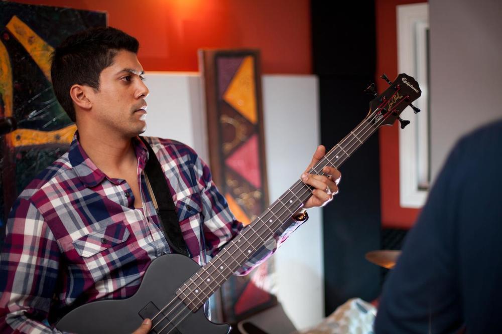 Chris Dias -- Bass/Vocals