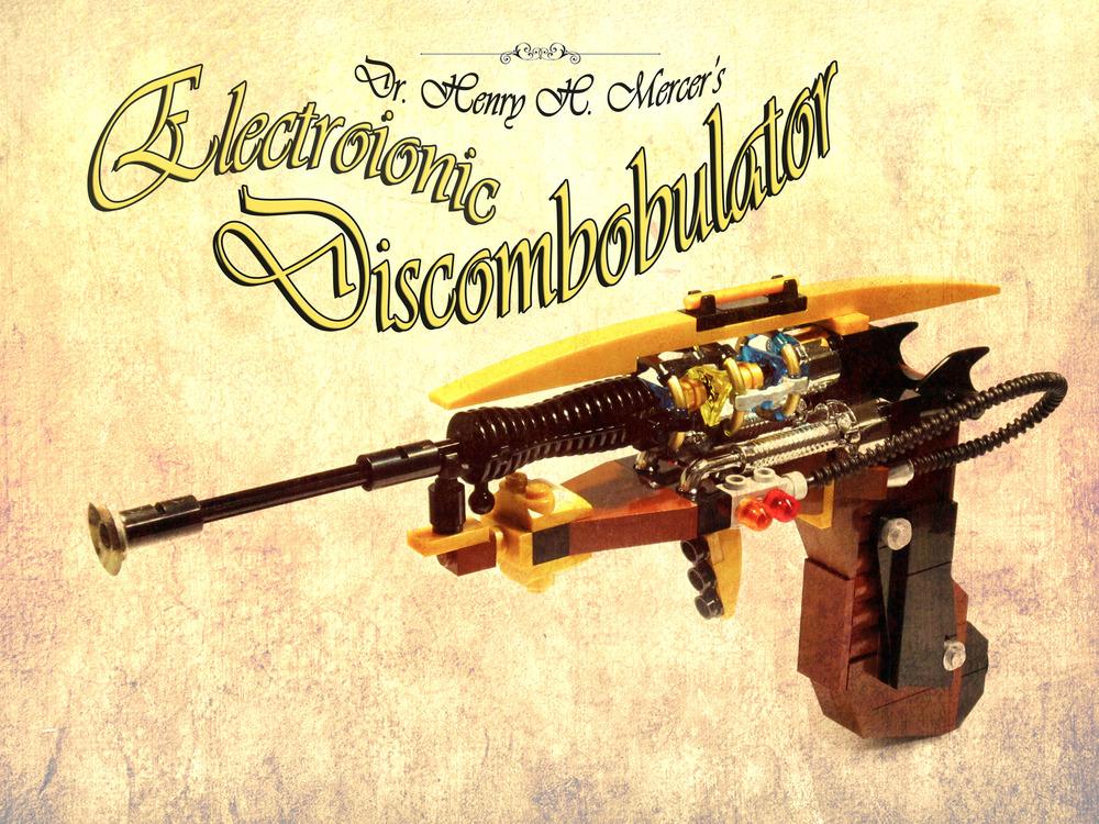 Dr. Henry H. Mercer's Electroionic Discombobulator