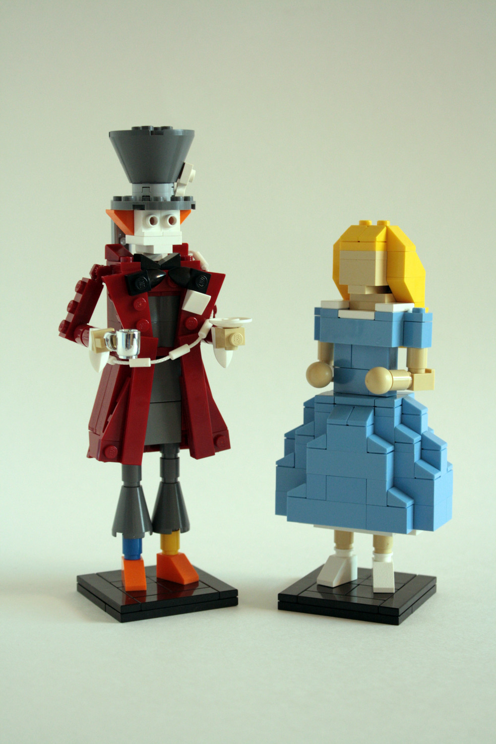 Alice and Hatter