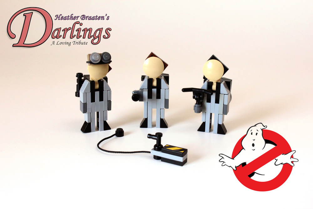 "Ghostbusters ""Darlings"""