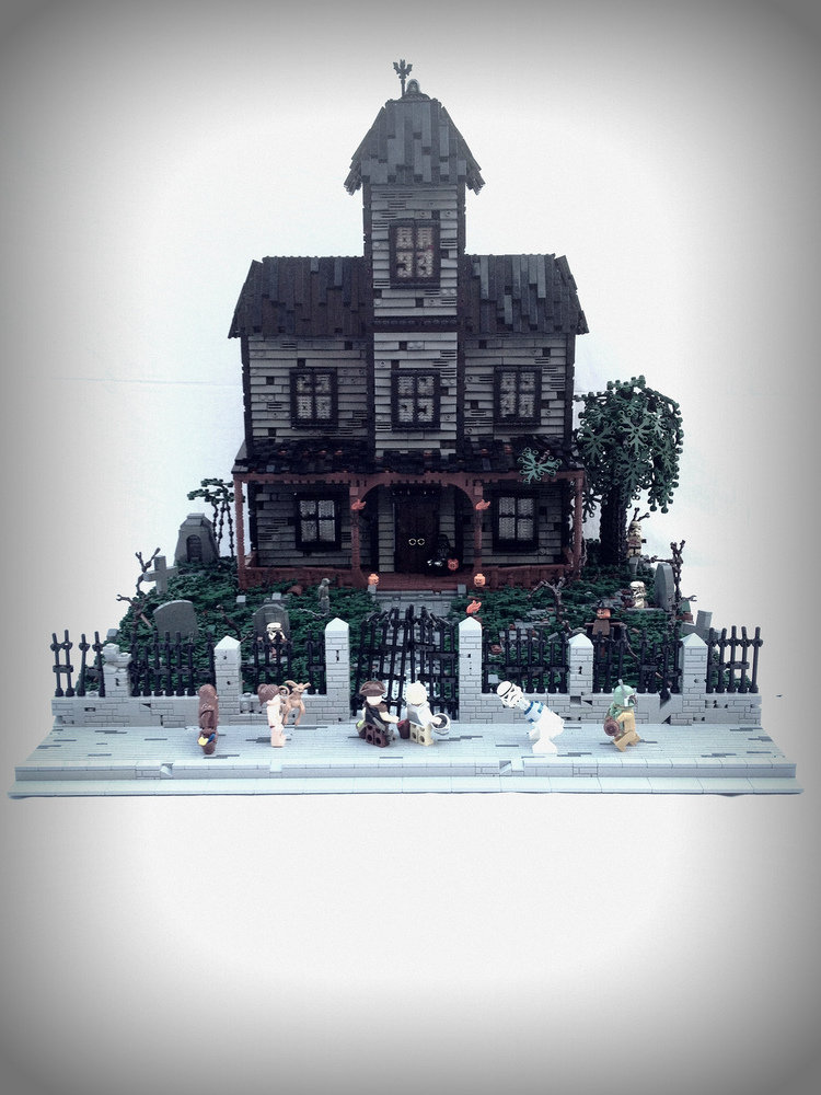 Spooky Star Wars Halloween — BrickNerd - Your place for all things ...