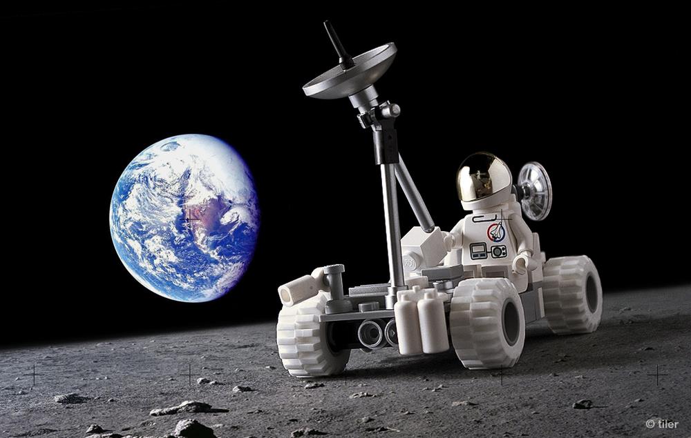 view inside nasa lunar rover - photo #21