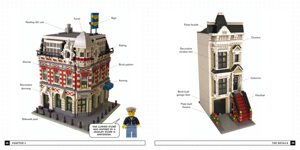 Review The Lego Neighborhood Book Bricknerd Your
