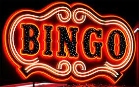 It's Bingo time... $7 per person includes everything you need and appetizers.