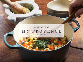 Laurent Gras: My Provence e-book cover