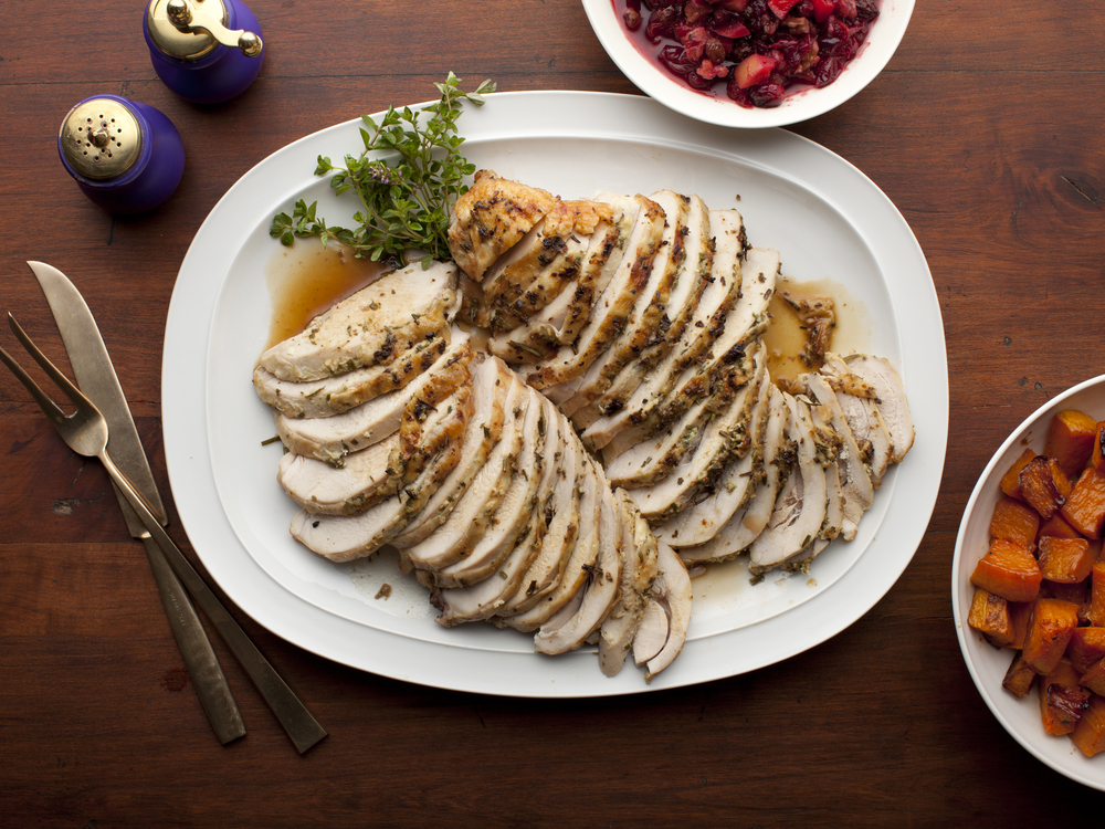 Herb-Roasted Chicken Breast