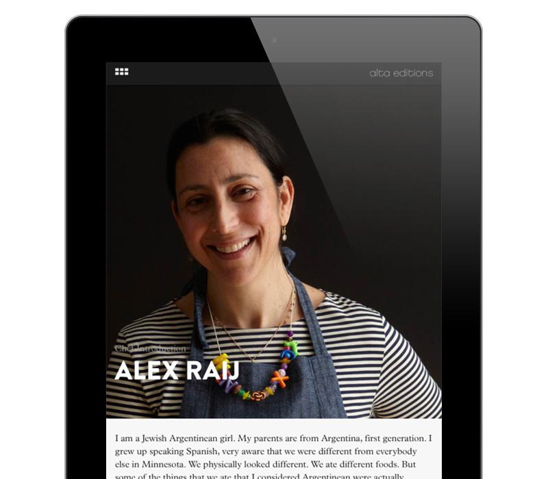 Alex Raij chef intro