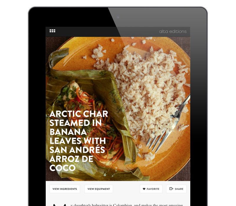 Arctic Char Recipe