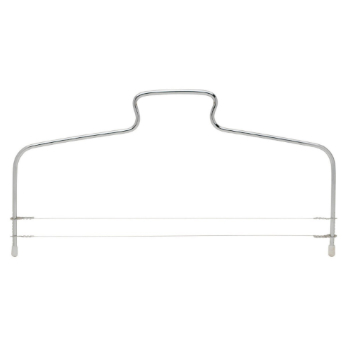 Cake Leveler, $7  . Love to bake? Refine your style and decorating skills with this tool.
