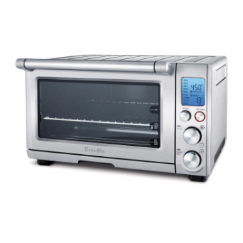 Breville Oven, $250  . Have a convection oven and broiler right on your countertop.