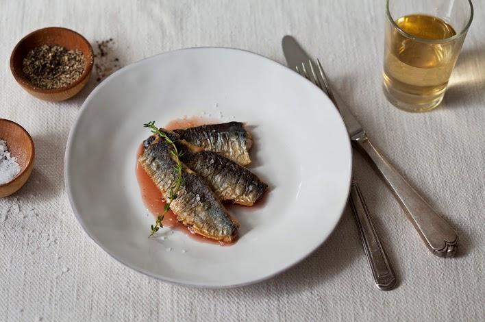 Escabeche of Sardines