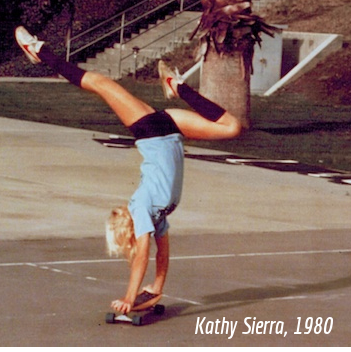 Skateboarding was my life.