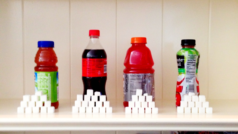 sugar sports drinks