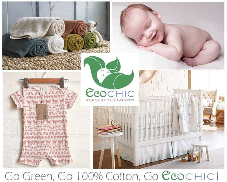 Top 10 Reasons To Buy Organic Cotton Clothing, Bedding, And Toys For Your Baby