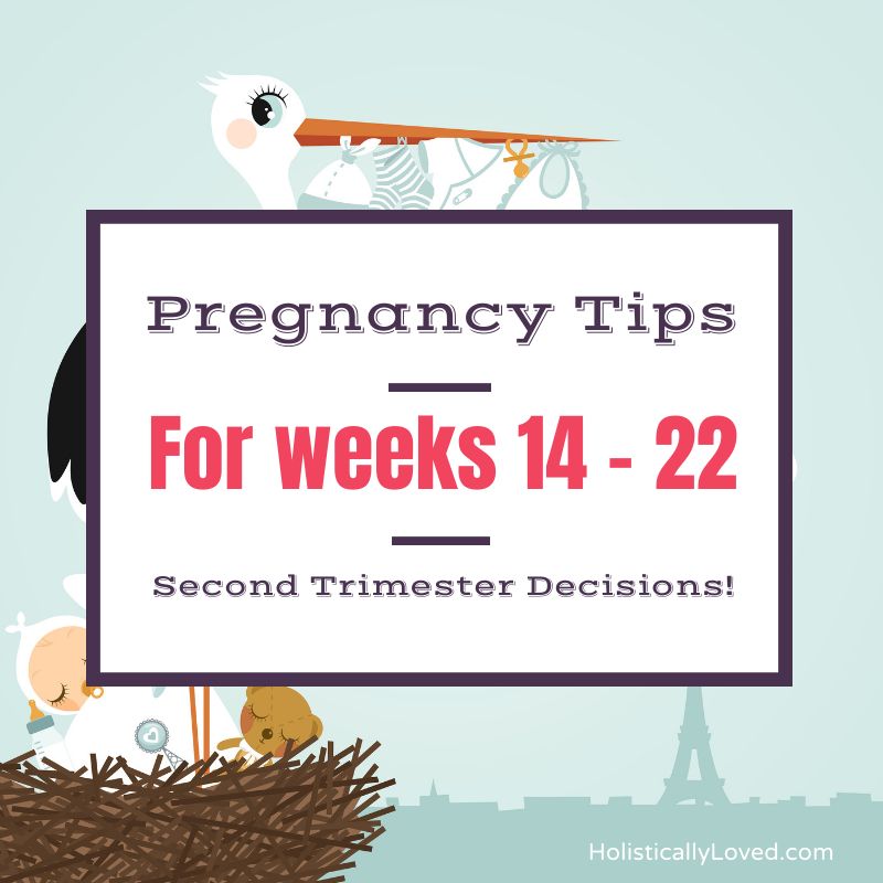 Pregnancy Tips for weeks 14 – 22 : Second Trimester ...
