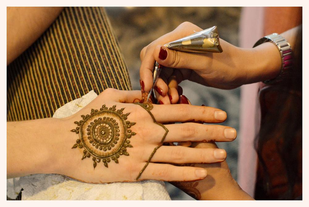henna by Nimisha