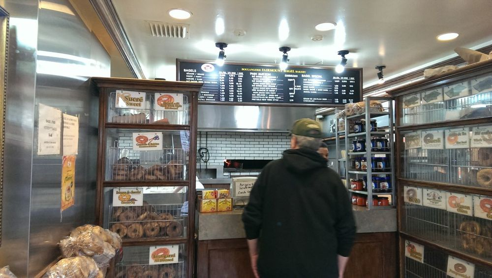 Fairmount Bagels
