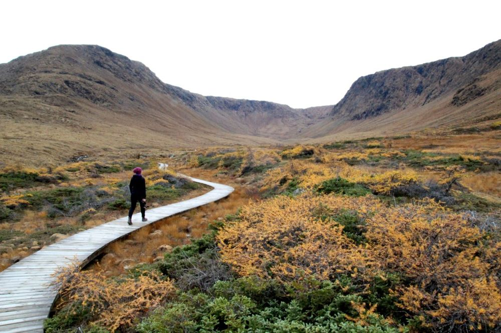 The Tablelands, Newfoundland.