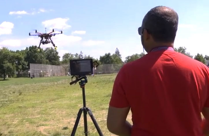 ARTICLE/VIDEO:  Interview with a drone pilot -  PCMag