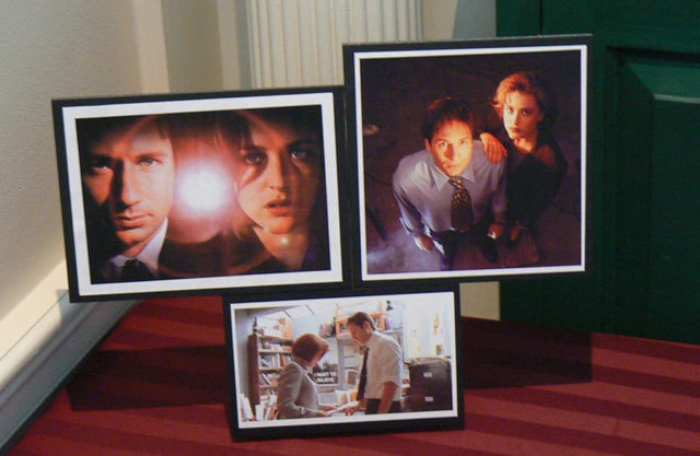 ARTICLE:  X-Files props donated to Smithsonian Museum in DC -  DCist