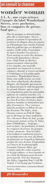 Les Inrocks avril 2012