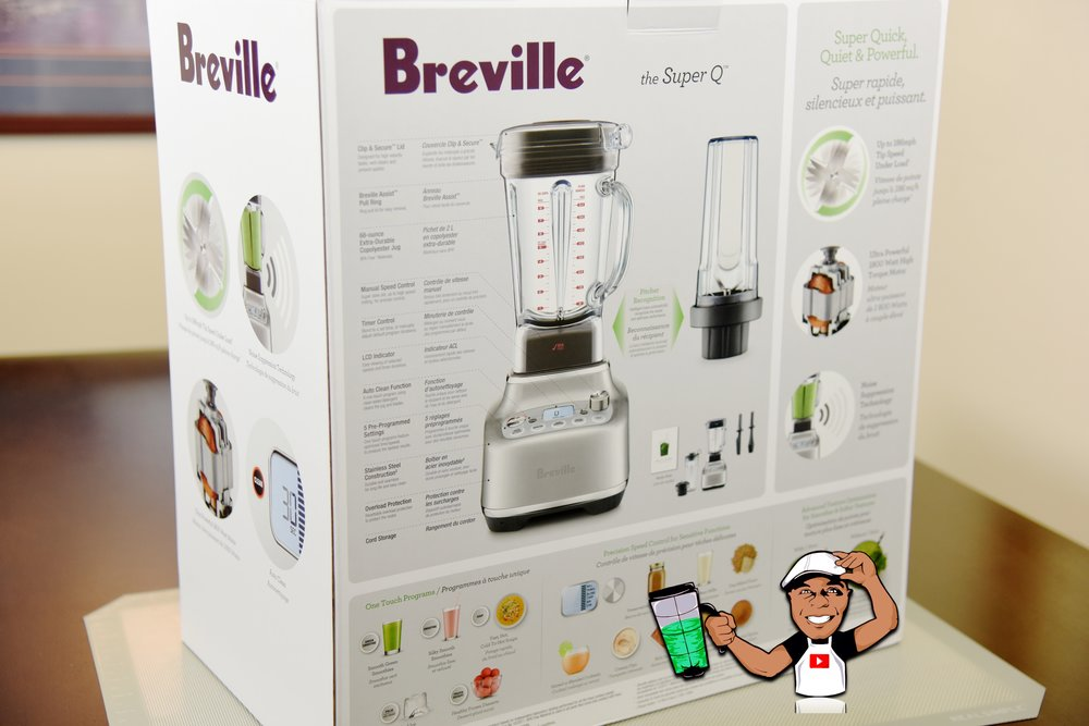BREVILLE SUPER Q
