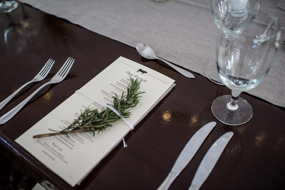 Photo Credit: Theilen Photography  Florals: Art in Bloom  Rentals: Crux Events & Camelot Party Rentals  Linen: LaTavola Linen