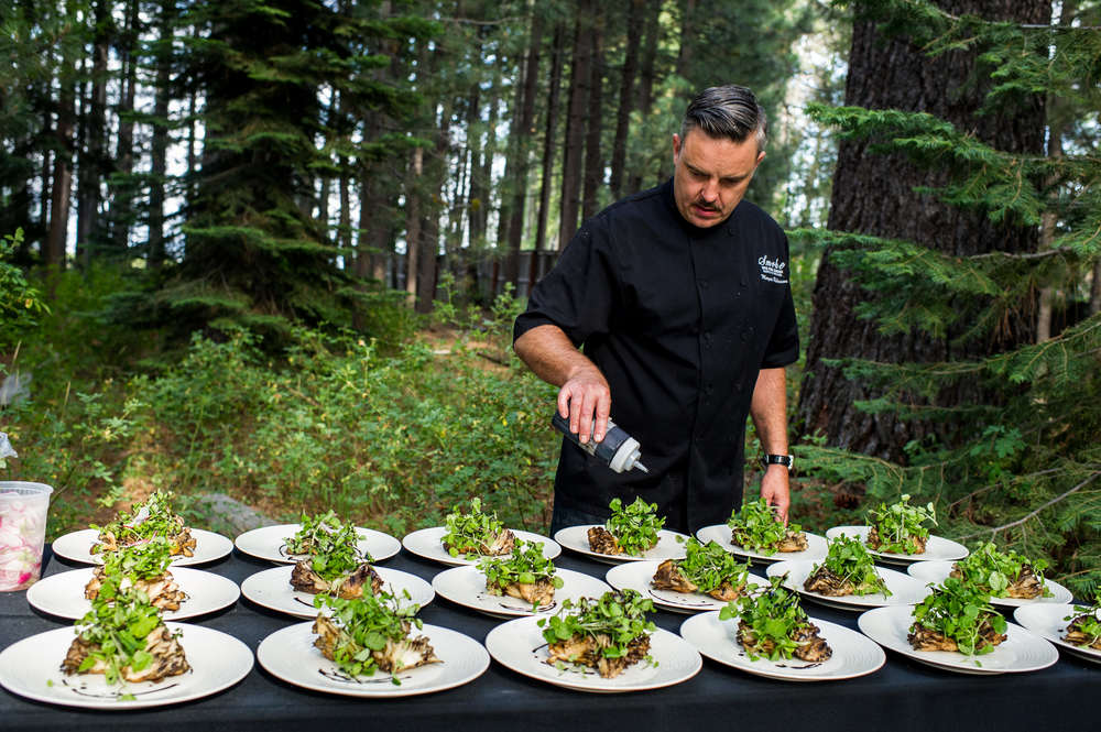 Photo Credit: Theilen Photography  Catering: Smoke Open Fire Cooking