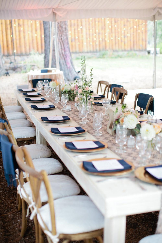 Floral | Jiosia Designs   Linen | LaTavola Linen   Rentals |  Camelot Party Rentals   Photo |  Tara Hobgood Photography