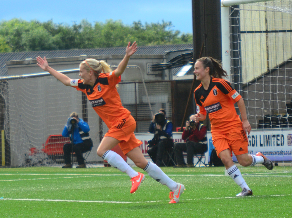 Denise O'Sullivan celebrates. image by Graeme Berry.