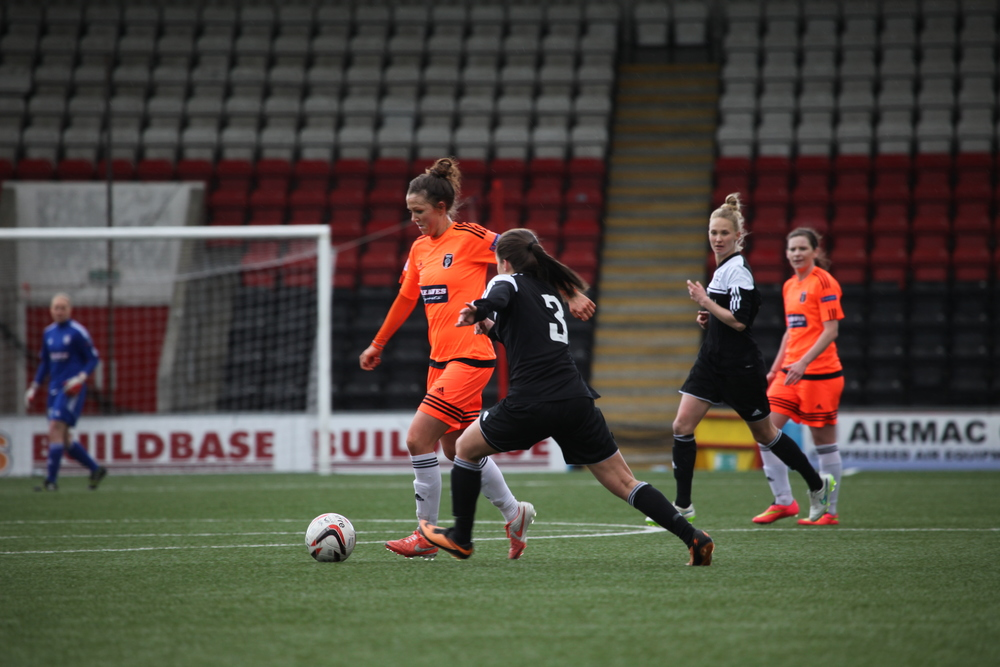 Suzanne in action today versus Inverness.jpg
