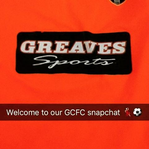 As well as Instagram our Snapchat is now live!  Add: glasgow-cityfc