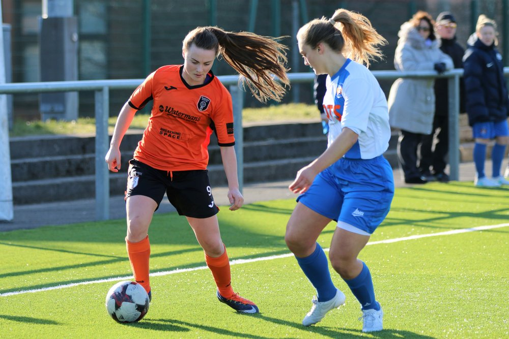 Glasgow City v Kilmarnock SWPL Cup 25th February 2018 (42).JPG
