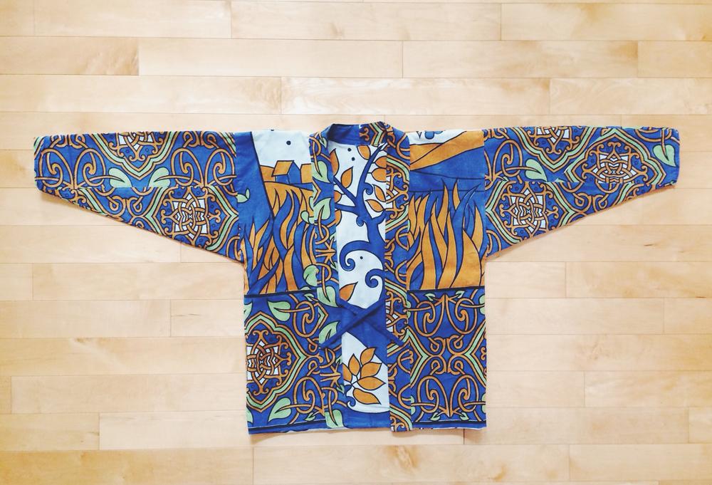 tree of life noragi front kimono kid