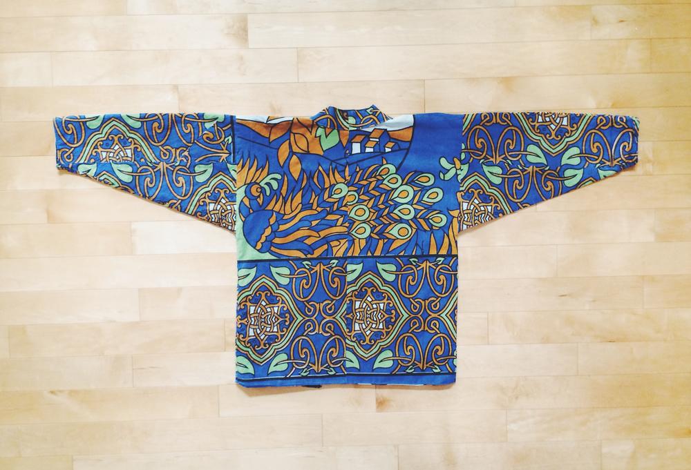 tree of life noragi back kimono kid