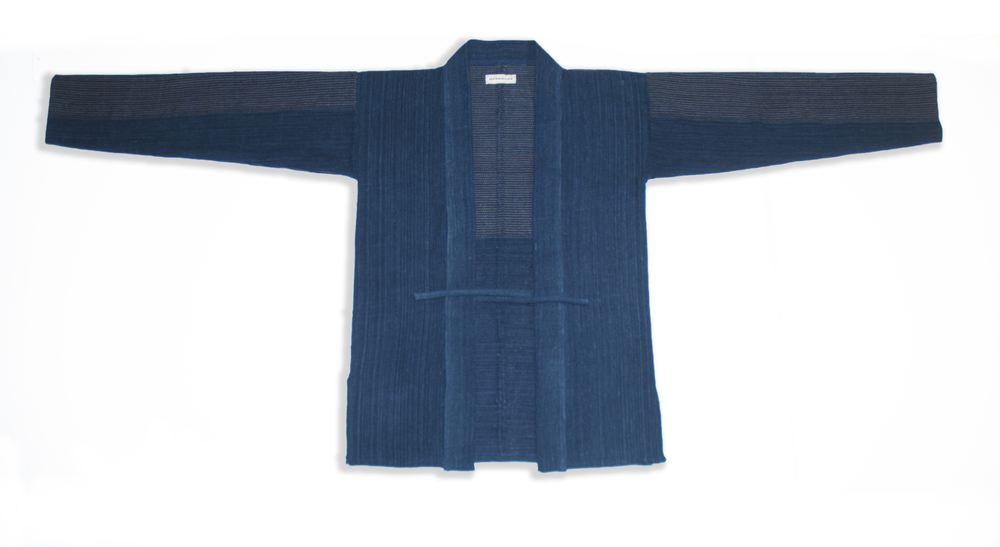 Custom Hand Loomed Cotton Noragi