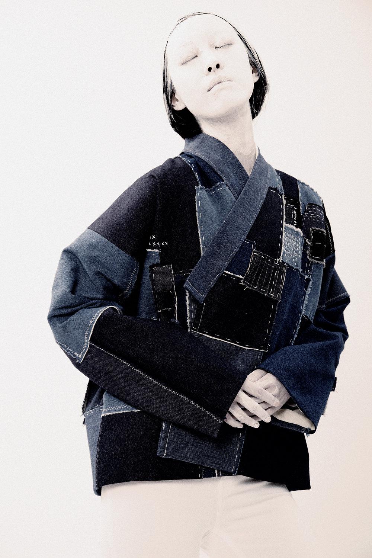 Boro Noragi by THE KIMONO KIDwww.thekimonokid.com