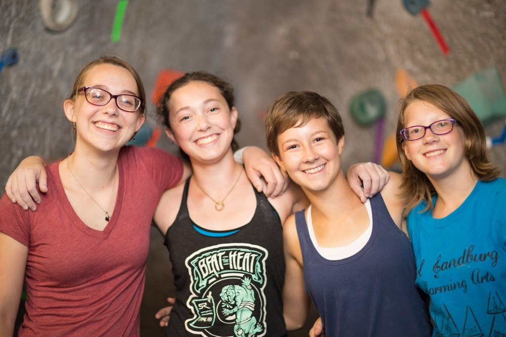 Sportrock climbing gym