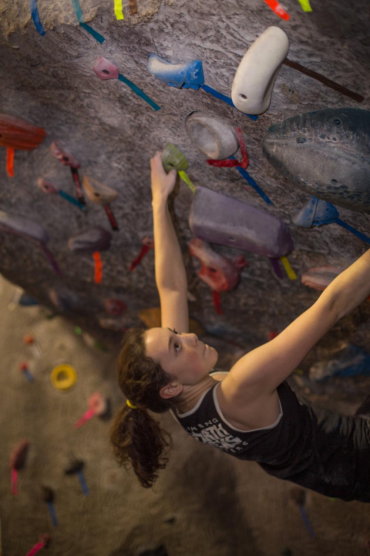 December 2014 climb
