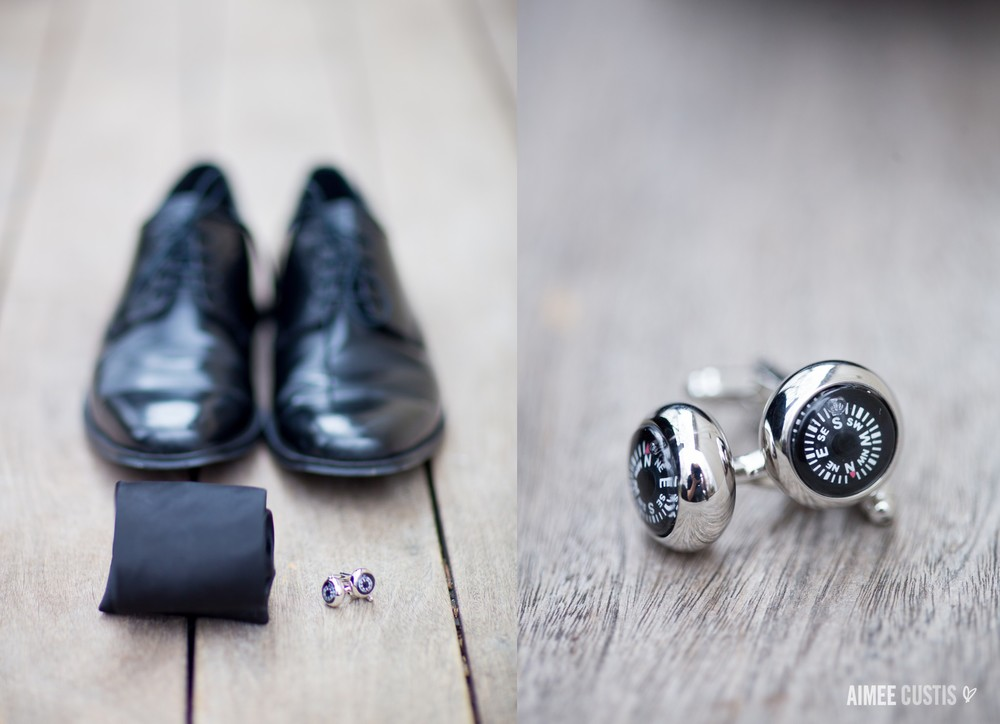 groom details the Mill at Fine Creek wedding