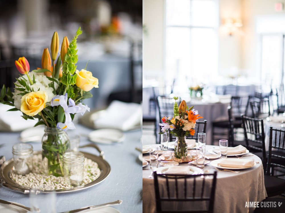 country wedding at the Mill at Fine Creek