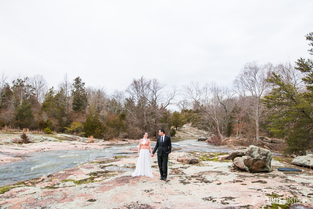 classic vintage wedding at the Mill at Fine Creek