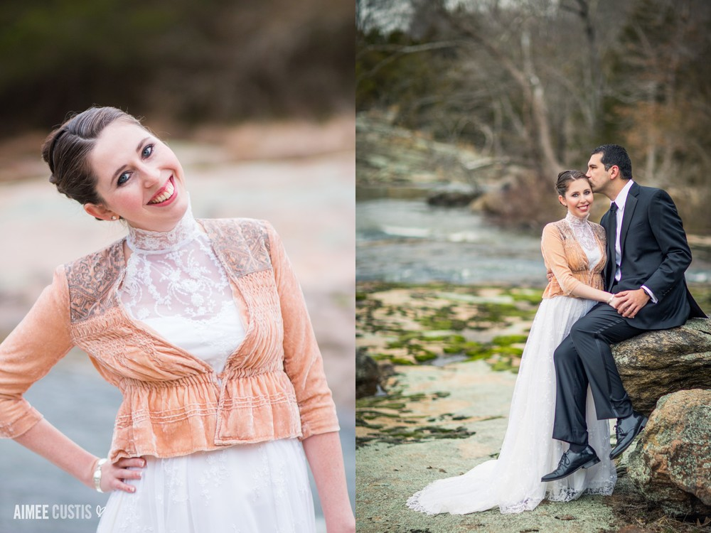 wedding photographer the Mill at Fine Creek