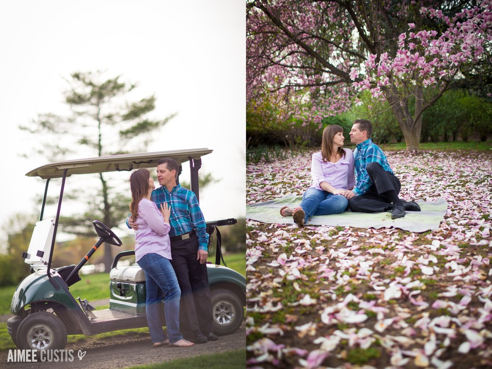 DC golf course engagement