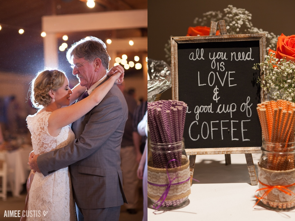 Smokey Glen Farm wedding