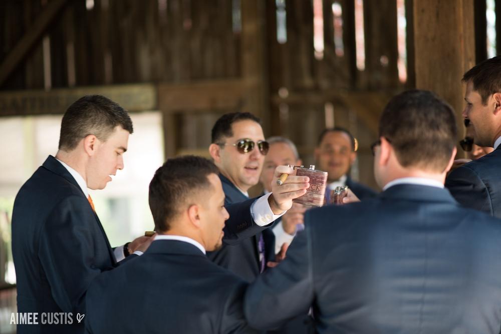 Smokey Glen Farm wedding photography