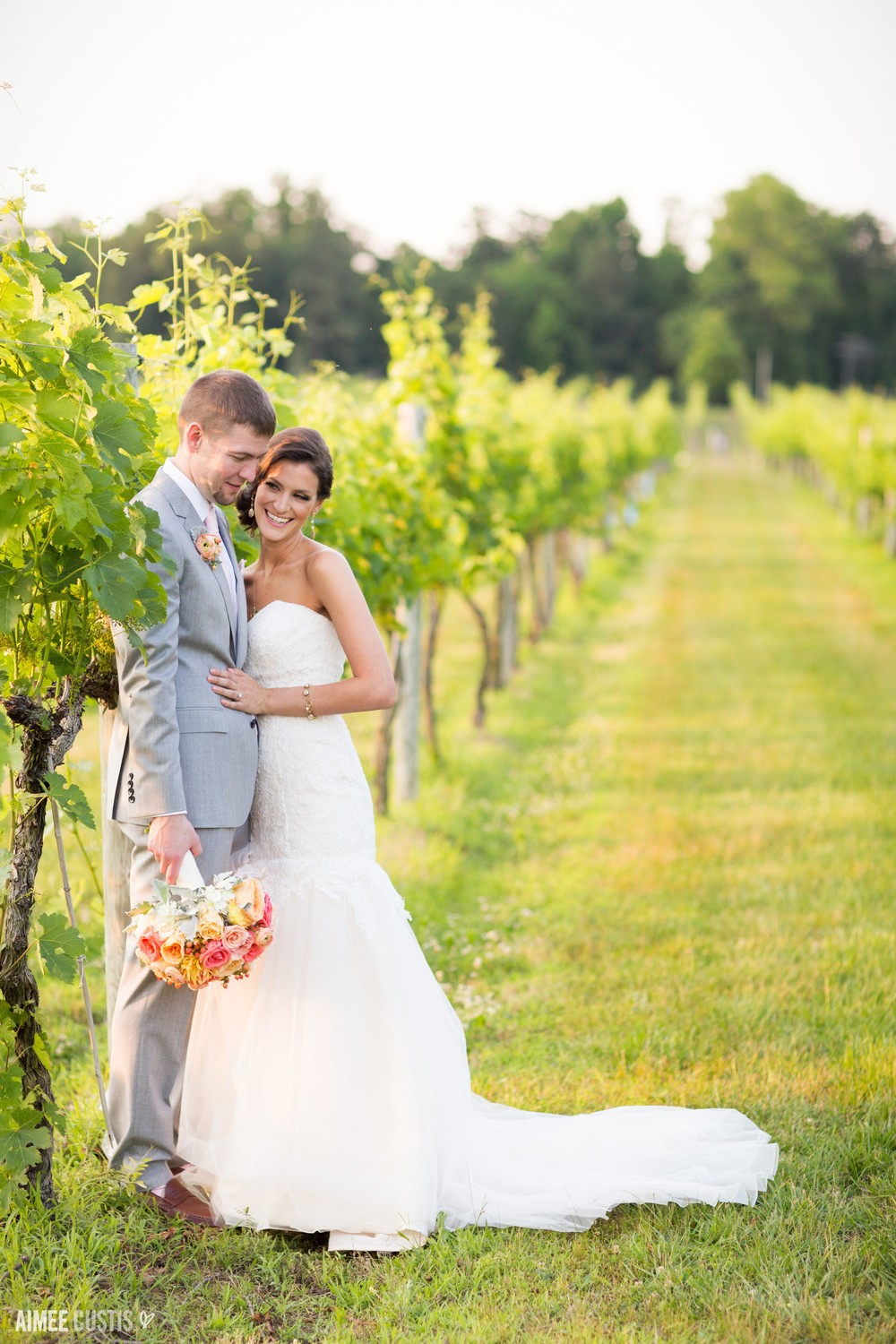 New Kent Winery wedding photographer